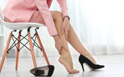 Kako hodati u štiklama