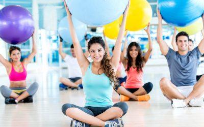 Vježbe na pilates lopti